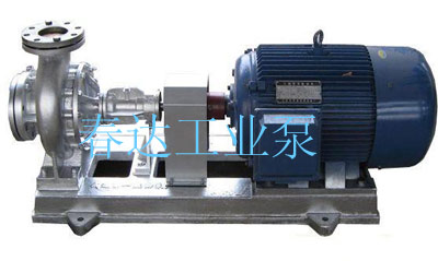 ry高温导热油泵采用自热散热结构